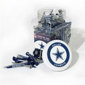 Dallas Cowboys Golf 175 Tee Jar 32351