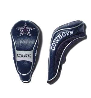 Dallas Cowboys Golf Hybrid Headcover