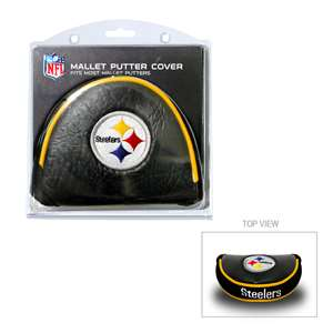Pittsburgh Steelers Golf Mallet Putter Cover 32431