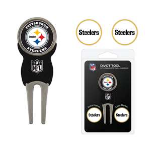 Pittsburgh Steelers Golf Signature Divot Tool Pack  32445
