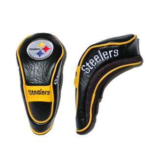 Pittsburgh Steelers Golf Hybrid Headcover