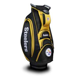 Pittsburgh Steelers Golf Victory Cart Bag 32473