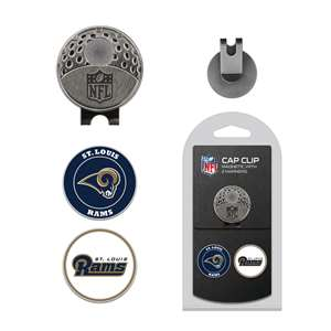 Los Angeles Rams Golf Cap Clip Pack