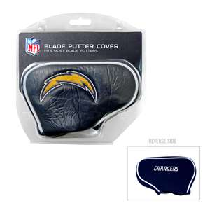 Los Angeles Chargers Golf Blade Putter Cover 32601