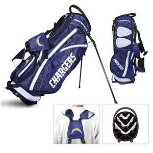 Los Angeles Chargers Golf Fairway Stand Bag