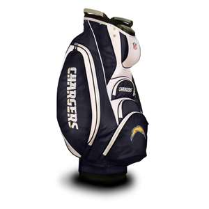 Los Angeles Chargers Golf Victory Cart Bag 32673
