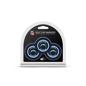 Los Angeles Chargers Golf 3 Pack Golf Chip 32688