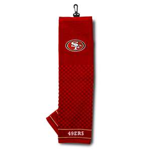 San Francisco 49ers Golf Embroidered Towel 32710