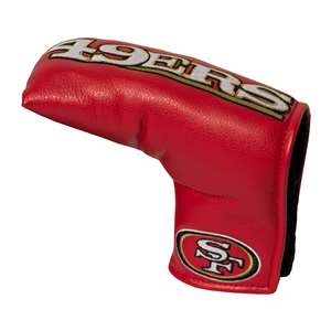 San Francisco 49ers Golf Tour Blade Putter Cover 32750