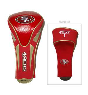 San Francisco 49ers Golf Apex Headcover