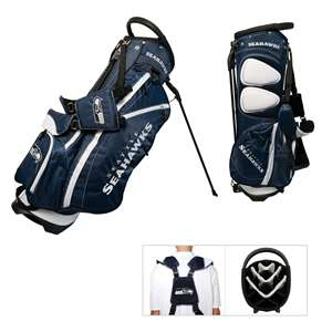 Seattle Seahawks Golf Fairway Stand Bag