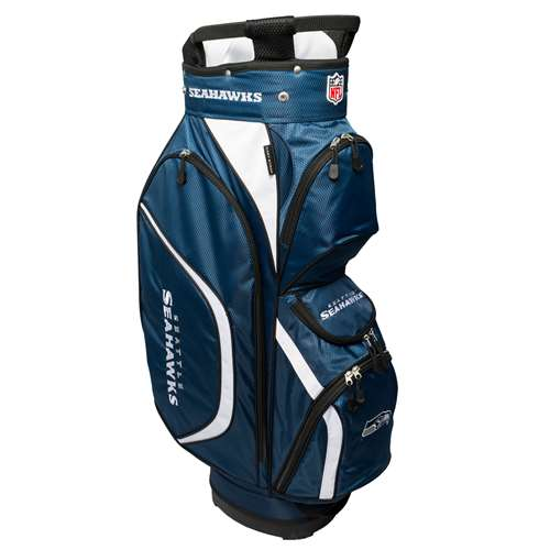 Seattle Seahawks Golf Clubhouse Cart Bag