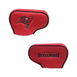Tampa Bay Buccaneers Golf Blade Putter Cover