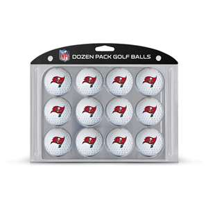 Tampa Bay Buccaneers Golf Dozen Ball Pack 32903