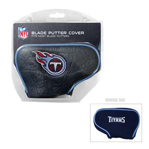 TENNESSEE TITANS Golf Club Blade Putter Headcover