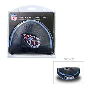 TENNESSEE TITANS Golf Club Mallet Putter Headcover