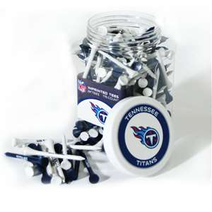 Tennessee Titans Golf 175 Tee Jar 33051