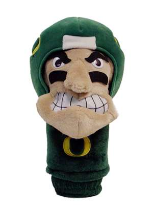 OREGON (UNIVERSITY OF) Golf Club Team Mascot Headcover