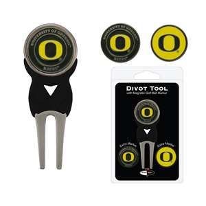 University of Oregon Ducks Golf Signature Divot Tool Pack