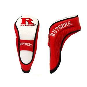 Rutgers University Scarlet Knights Golf Hybrid Headcover