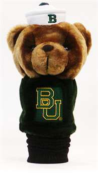Baylor University Bears Golf Mascot Headcover
