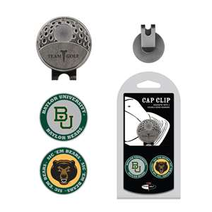 Baylor University Bears Golf Cap Clip Pack 46947