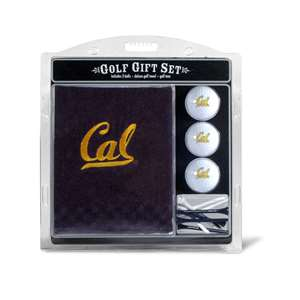 University of California Berkeley Bears Golf Embroidered Towel Gift Set 47020
