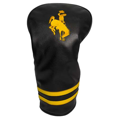 University of Wyoming Cowboys Golf Vintage Driver Headcover 65811
