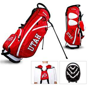 University of Utah Utes Golf Fairway Stand Bag 80528