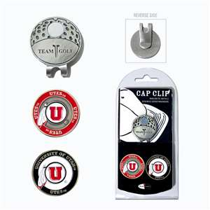 University of Utah Utes Golf Cap Clip Pack 80547