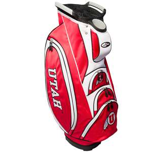 University of Utah Utes Golf Victory Cart Bag 80573