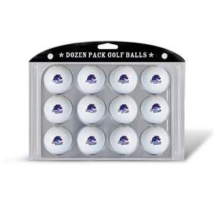 Boise State University Broncos Golf Dozen Ball Pack 82703