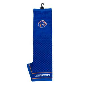 Boise State University Broncos Golf Embroidered Towel 82710