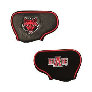Arkansas State University Golf Blade Putter Cover