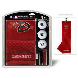 Arizona Diamondbacks Golf Embroidered Towel Gift Set