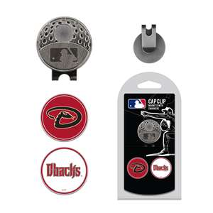 Arizona Diamondbacks Golf Cap Clip Pack