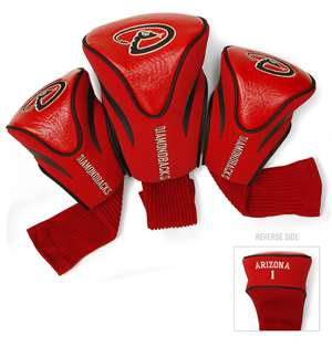 Arizona Diamondbacks Golf 3 Pack Contour Headcover