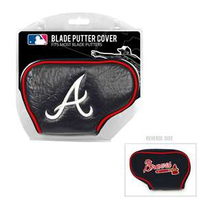 Atlanta Braves Golf Blade Putter Cover