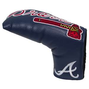 Atlanta Braves Golf Tour Blade Putter Cover 95150