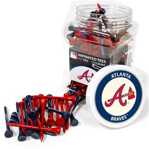 Atlanta Braves Golf 175 Tee Jar 95151