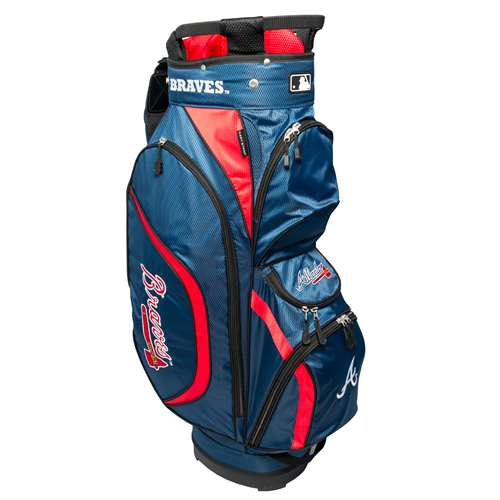 Atlanta Braves Golf Clubhouse Cart Bag