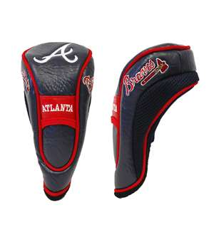 Atlanta Braves Golf Hybrid Headcover