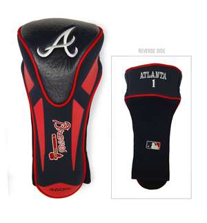 ATLANTA BRAVES Golf Club Single Apex Headcover
