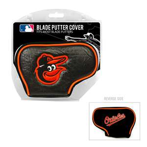 Baltimore Orioles Golf Blade Putter Cover
