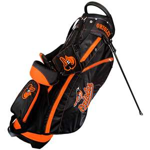 Baltimore Orioles Golf Fairway Stand Bag