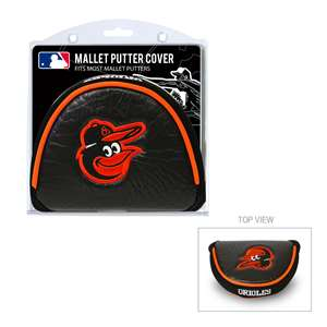 Baltimore Orioles Golf Mallet Putter Cover 95231