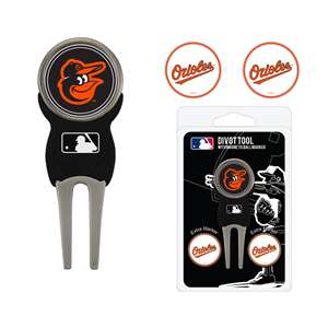 Baltimore Orioles Golf Signature Divot Tool Pack  95245