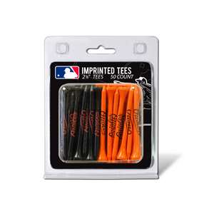 Baltimore Orioles Golf 50 Tee Pack 95255