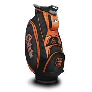 Baltimore Orioles Golf Victory Cart Bag