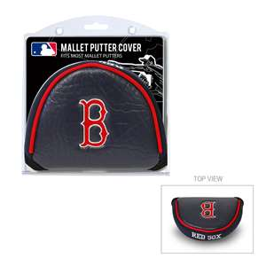 BOSTON RED SOX Golf Club Mallet Putter Headcover